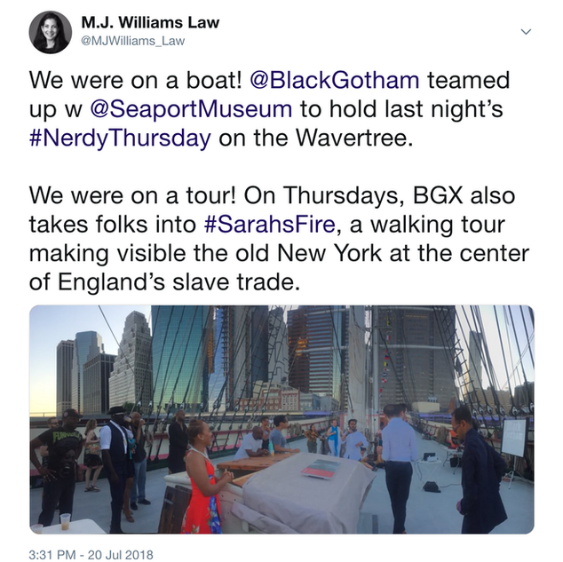 2018 07 20 BGX tweet