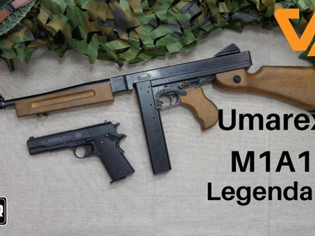 Written review for the Thompson M1A1