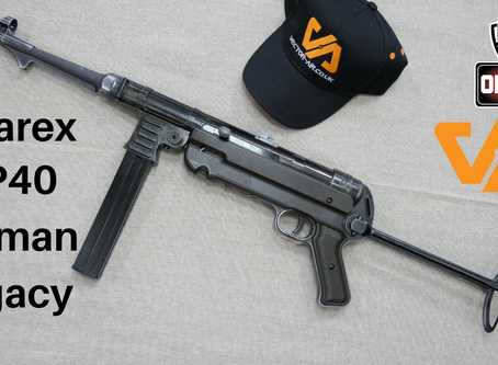 The Umarex MP40 German Legacy