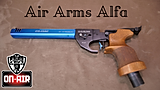 Air Arms Alfa Target Pistol Part 3