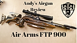 Air Arms FTP 900