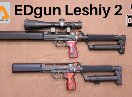 The EDGun Leshiy 2 production version