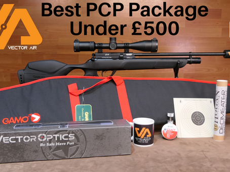 One a lot of you have been asking for... the BSA Gamo GX40 sub £500 package...with a twist or 2