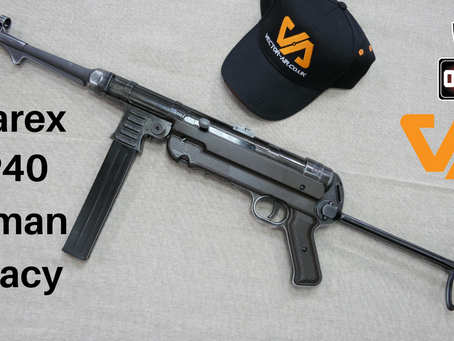 Written review for the Umarex MP40 German Legacy