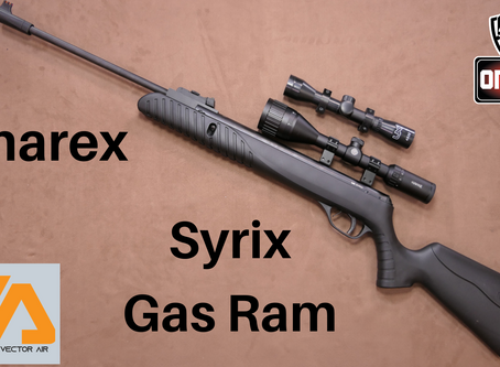 Umarex UX Syrix Gas Ram inc Hawke Scope kit...