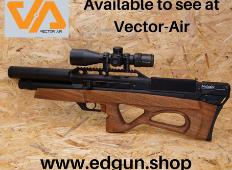 Written review for the EDGun Matador R5M