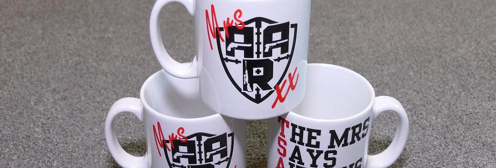 Mrs AAR Mug