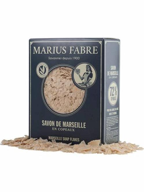 Marseille soap shavings 750g, palm oil free