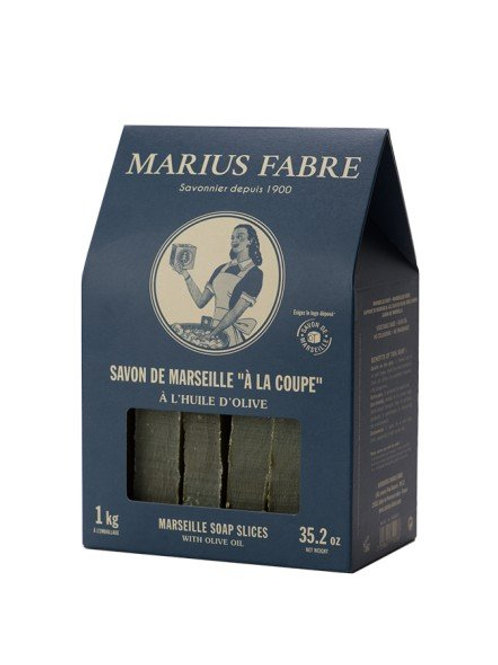 Marseille soap by the cup, 1 kg