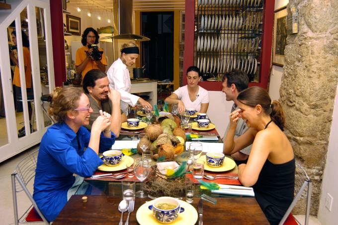 Paraty's cuisine