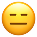 emoticon apatia