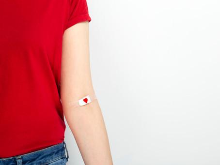 Junho vermelho: Doar sangue é um ato de amor