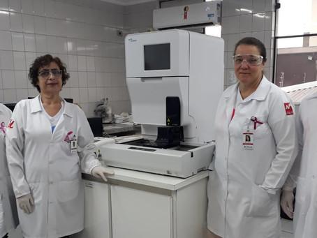 Laboratório Unilab e a inovação na análise da amostra de urina