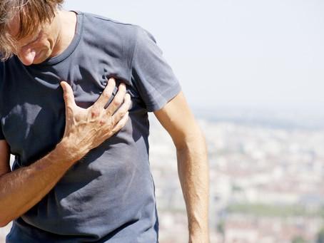 5 Sintomas que preocupam durante o exercício físico