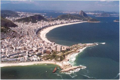 South America Glitter