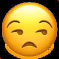 emoticon má vontade