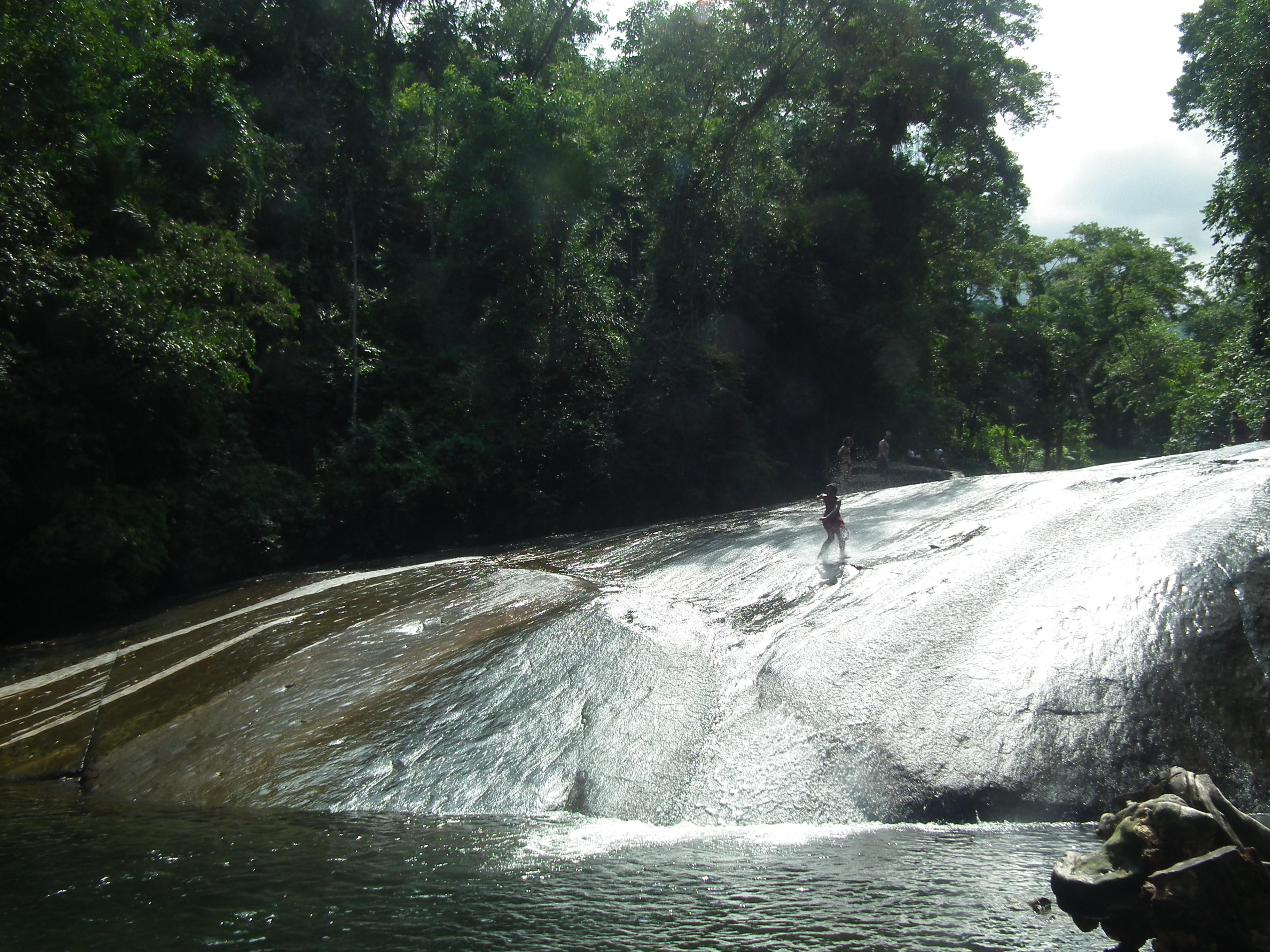 Toboga Waterfall