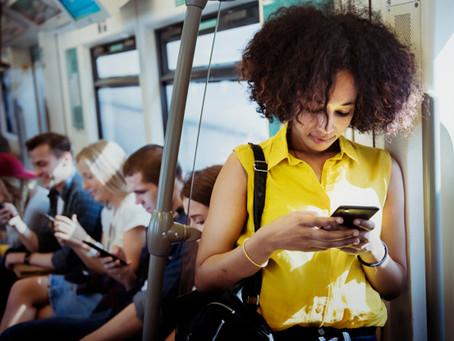 Dicas para evitar estresses causados pelo uso excessivo do celular