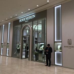 BOUCHERON ミッドランドスクエア店 OPENING RECEPTION