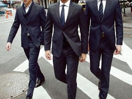 【Men's】ビジネスカジュアル