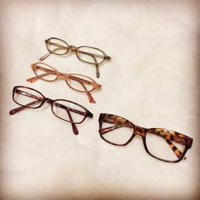 相性良く 似合う メガネ、サングラスは?