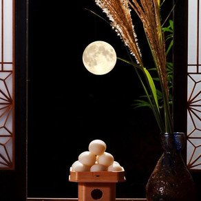 「中秋の名月」「十五夜」