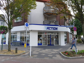 Lehmkühler vermittelt ca. 1.200 m² an Action in Essen