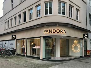 Ladenlokal in 1A-Lage von Münster an Pandora Jewelry vermittelt