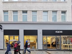 Ladenlokal in 1A-Lage von Münster an eyes and more vermittelt