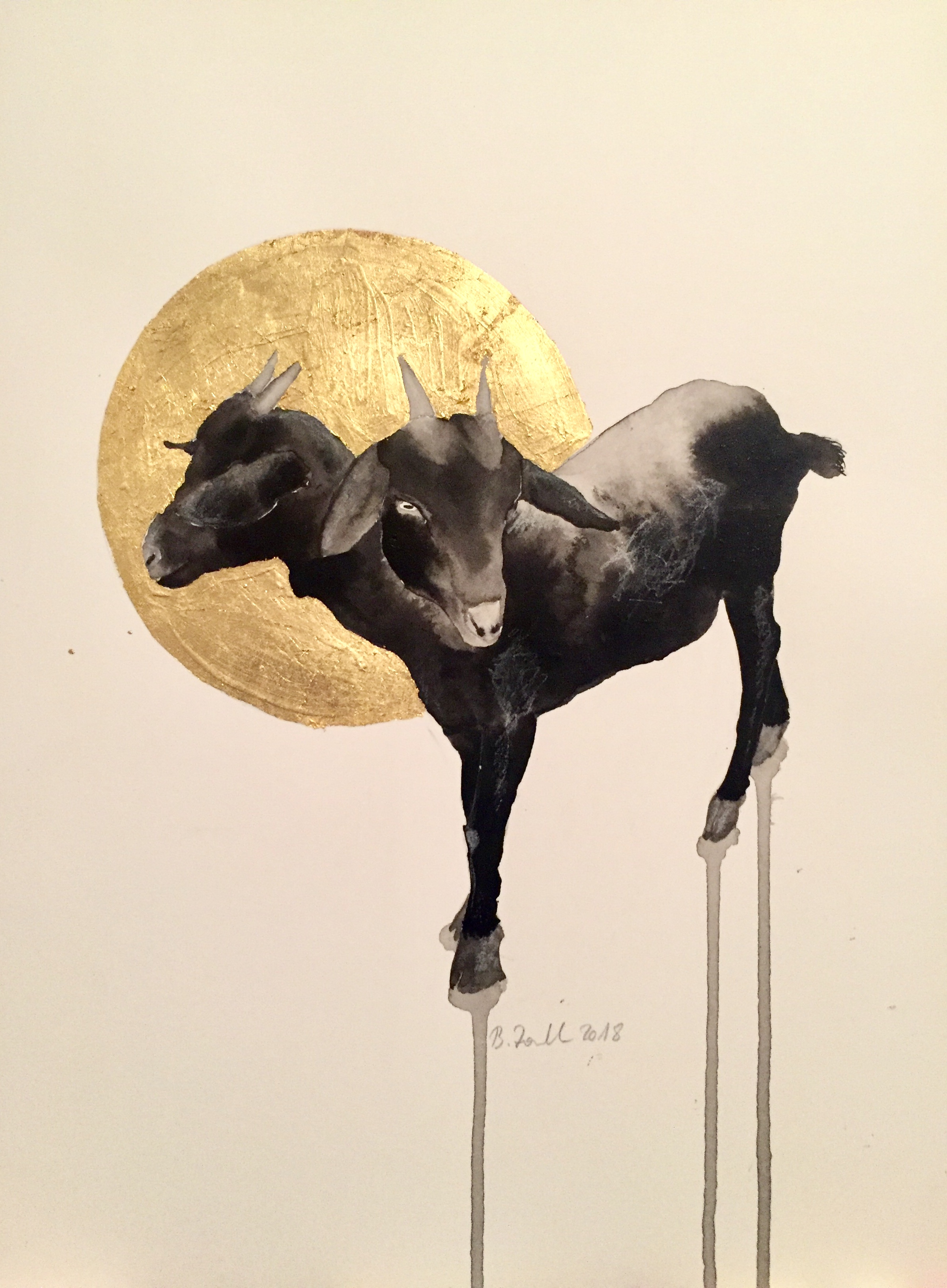 goat saint