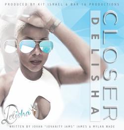 Delisha Closer cover