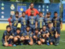 バルセロナサッカーキャンプ小学生