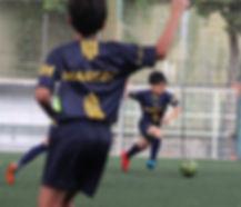 スペインサッカーキャンプ小学生