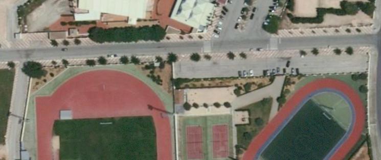 パラモスCF、バルセロナスタジアム
