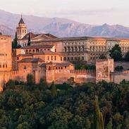 世界遺産アルハンブラ宮殿
