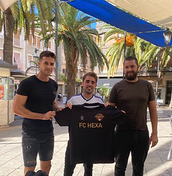 スペインサッカーキャンプ