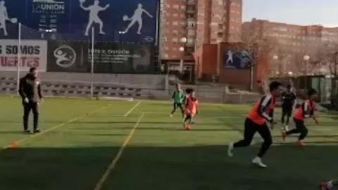 ラリーガコーチサッカークリニック