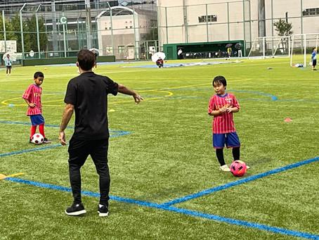 子どもたちにサッカーを「教える」ことよりも、大切にしなければならないこと