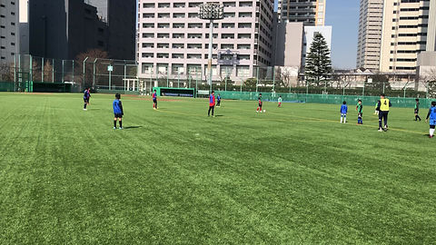 エクササッカースクールトレーニング
