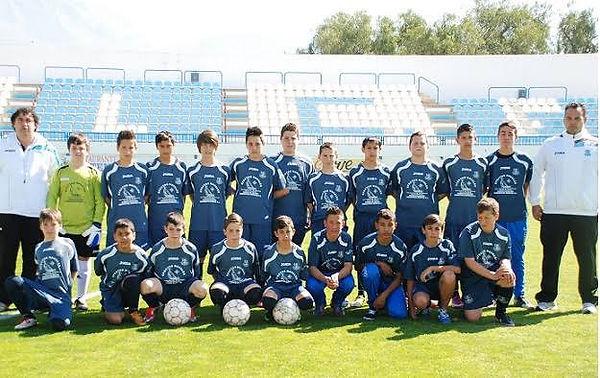 スペインユースリーグ出場
