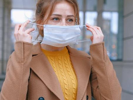 如何預防防疫後遺症-口罩痘