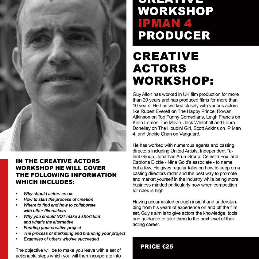 Creative Workshop IPMAN4 Producer