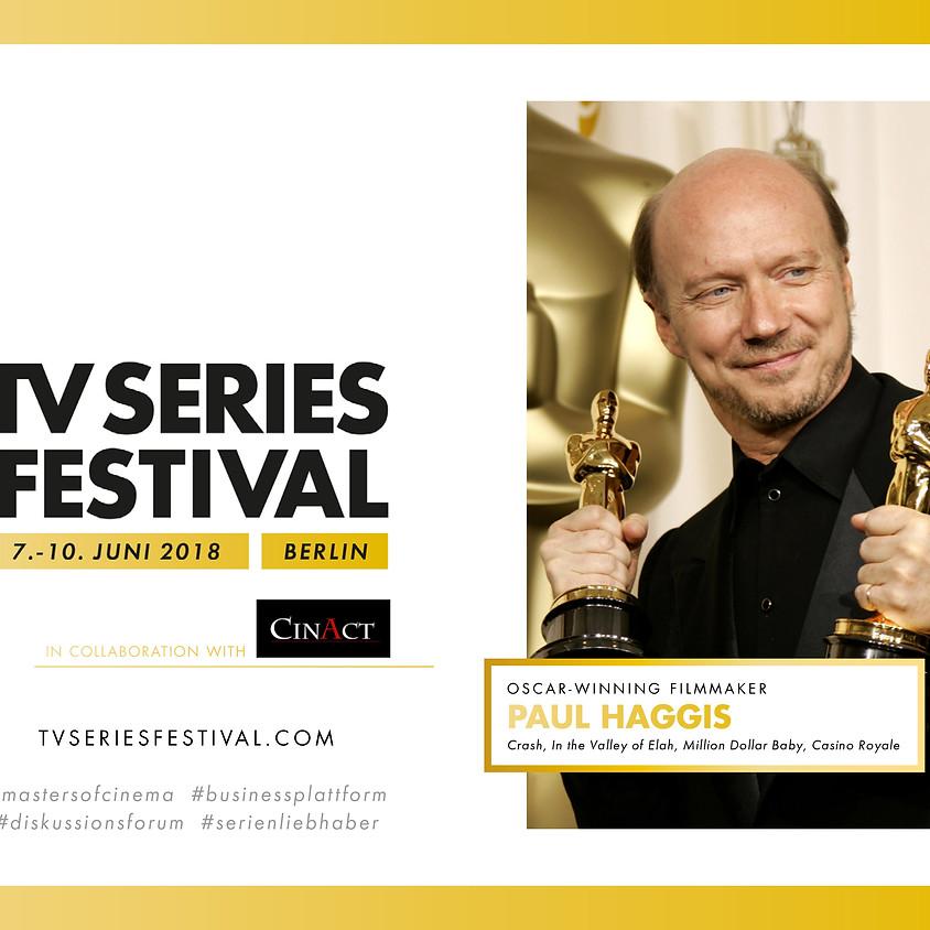 Acting Seminar Oscar winning Paul Haggis