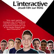 L'interactive
