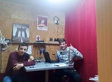 nous dans la studio.JPG