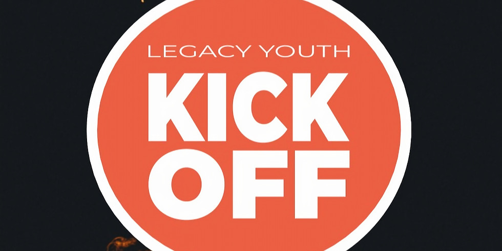 Legacy Youth Launch Party