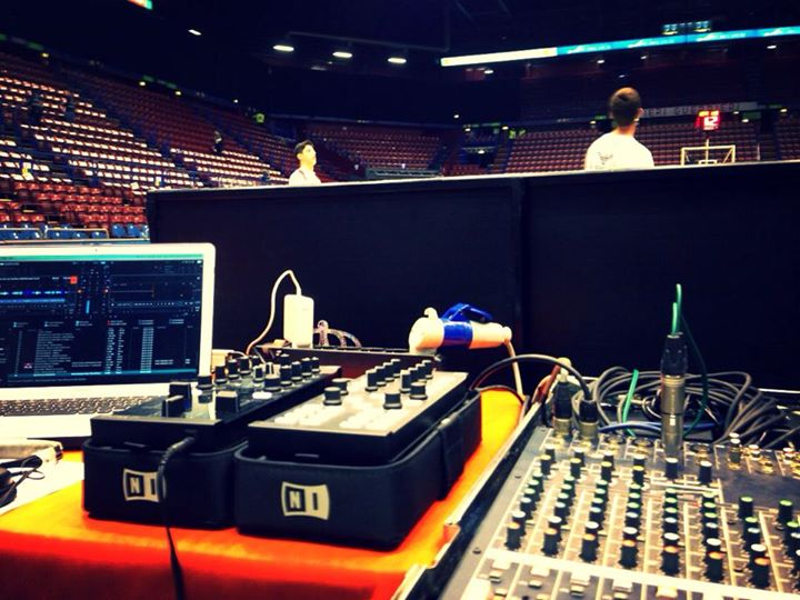 @Armani Basket Game