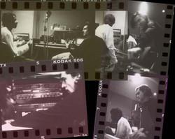 London- In studio with Nigel Ipinson