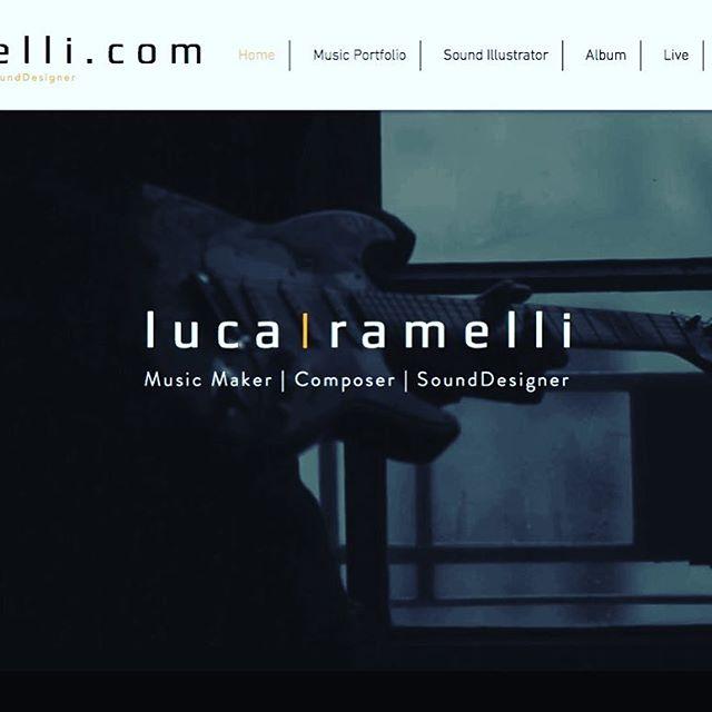 New Website !! www.lucaramelli