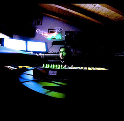 Visits at night _Messages from Kepler in my musical space ship..